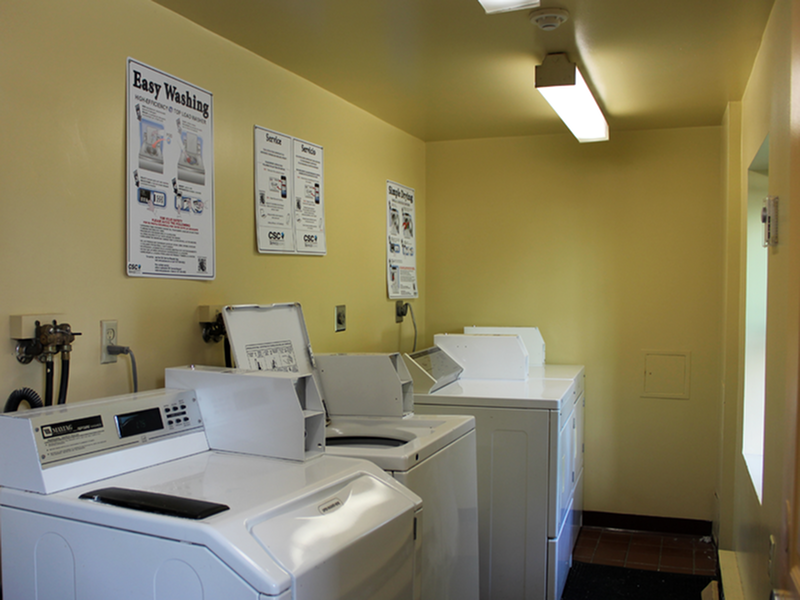Laundry care suite | John Boyle O\'Reilly Apartments | South Boston, MA