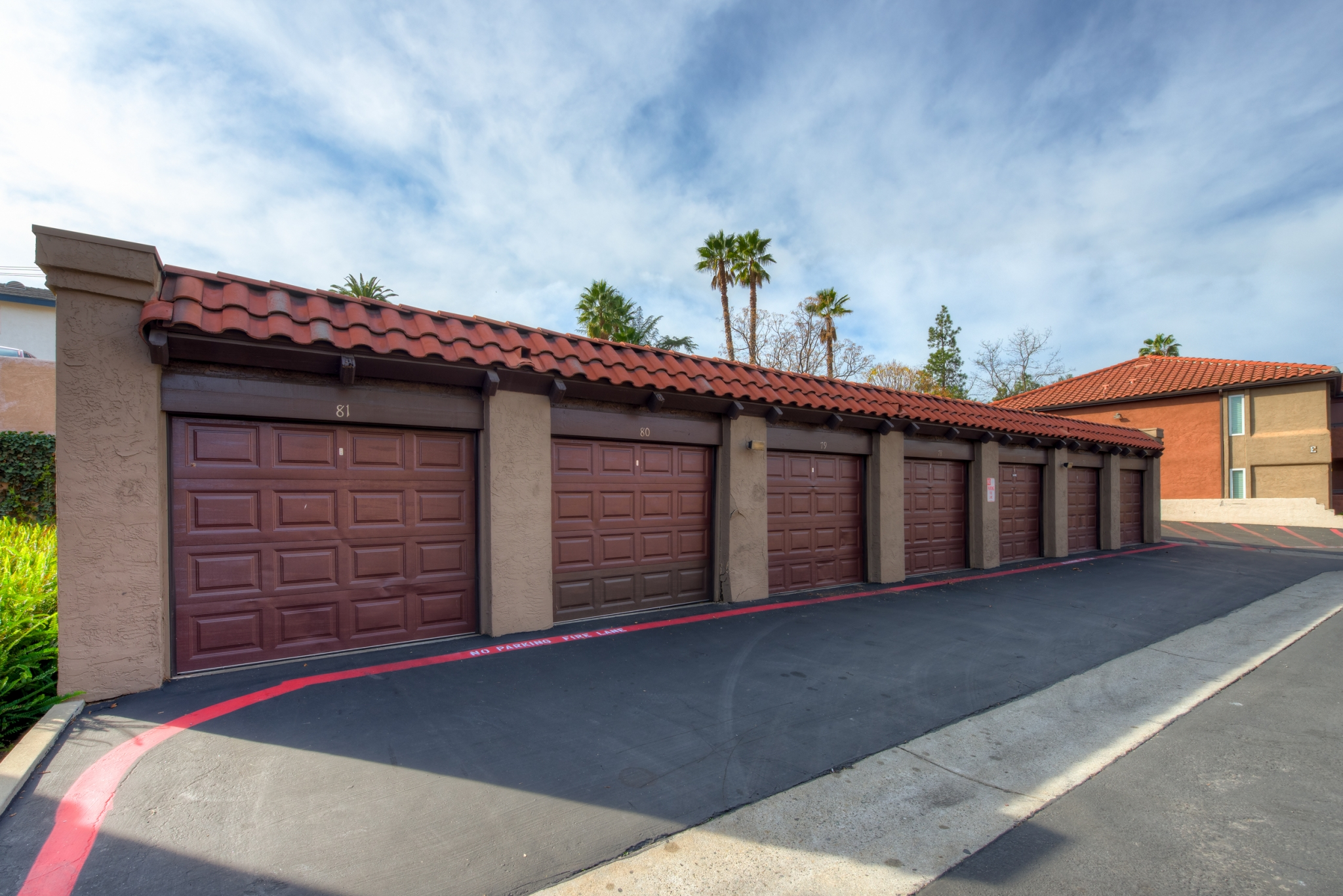 Image of Private Garage for Each Unit for Artesia