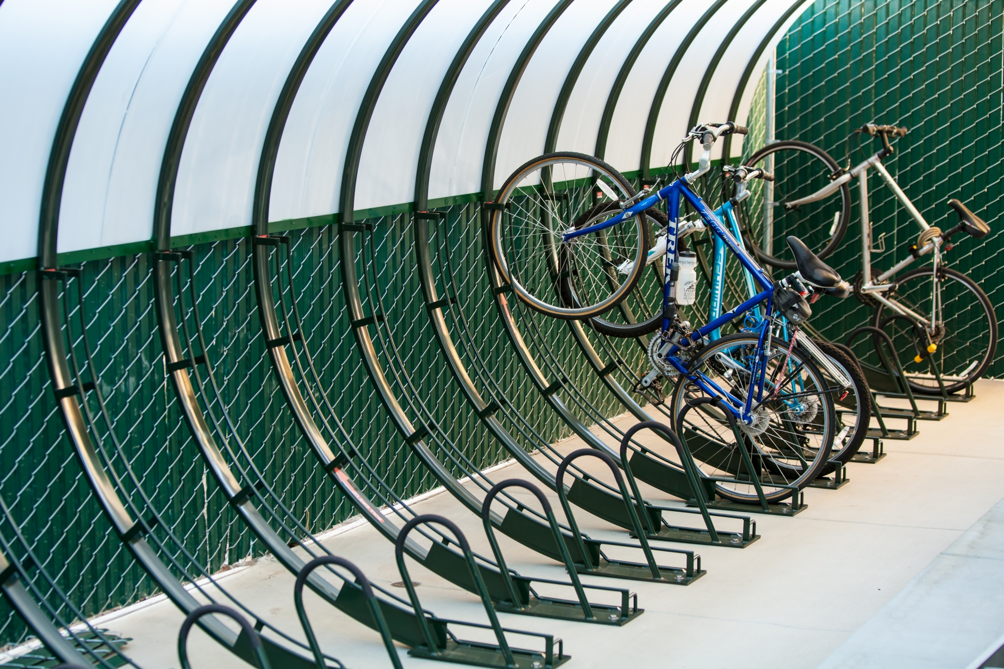 Image of Onsite bike storage for The Sterling