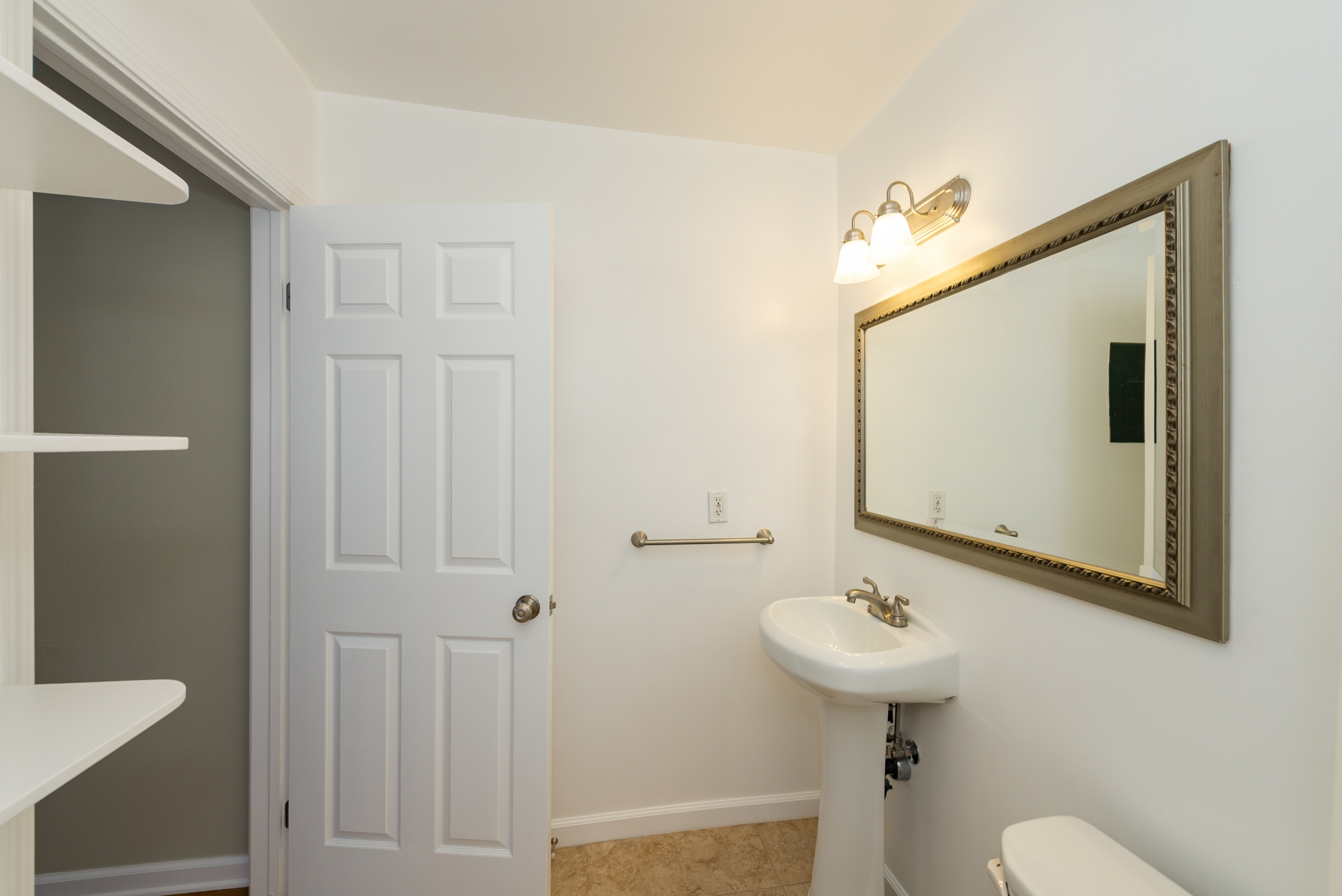 Image of Ceramic tile floors & upgraded fixtures in bathrooms for The Sterling