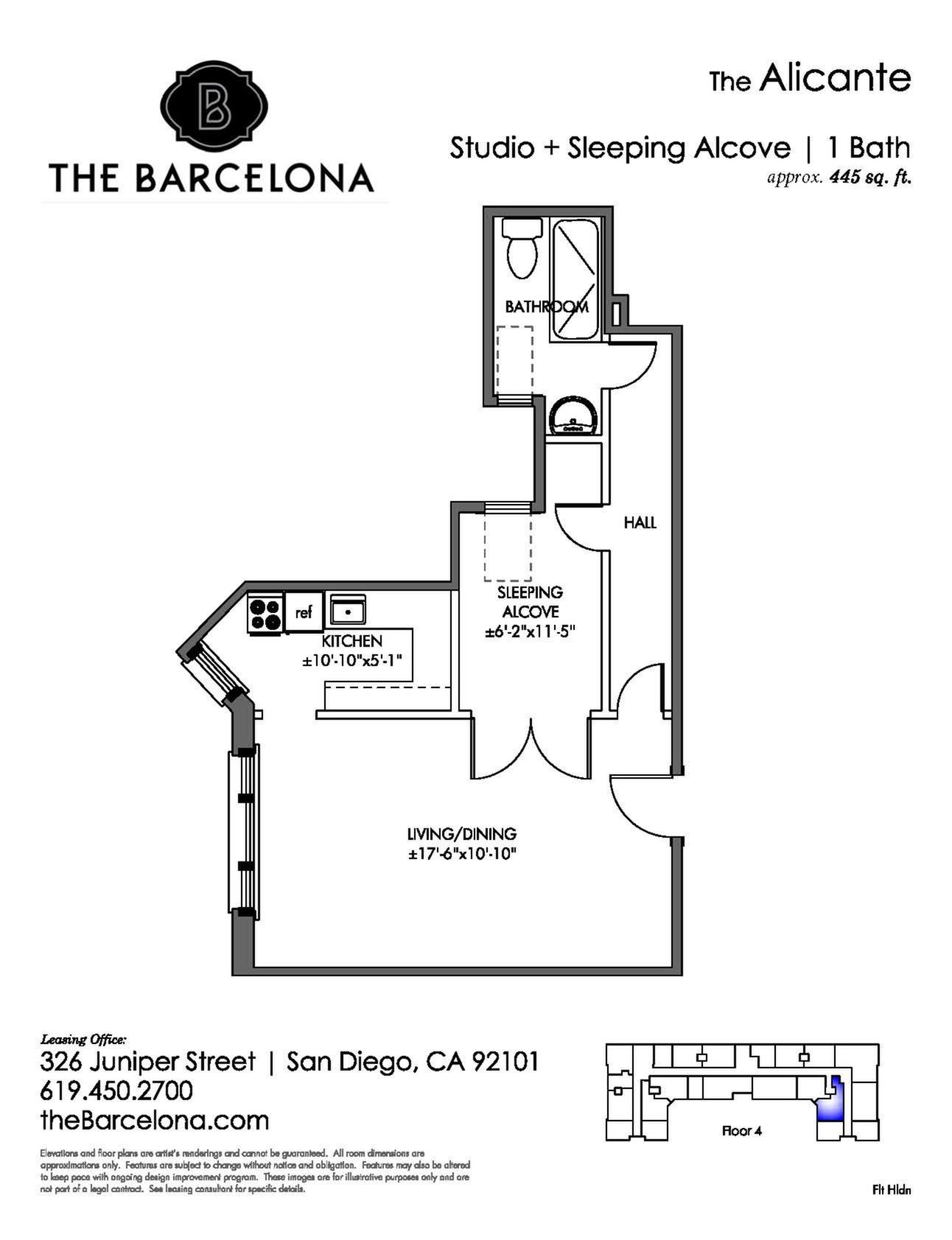 The Barcelona