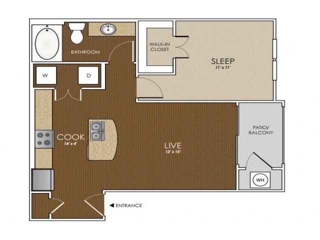 Lakeline East Apartments