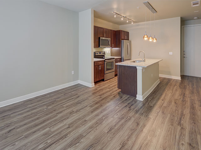 Image of Wood style flooring for Northside