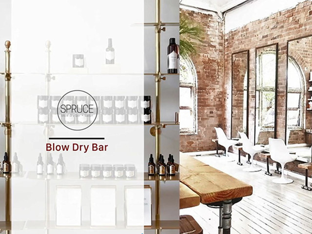 Image of Spruce Blow Dry Bar and Salon for Cross