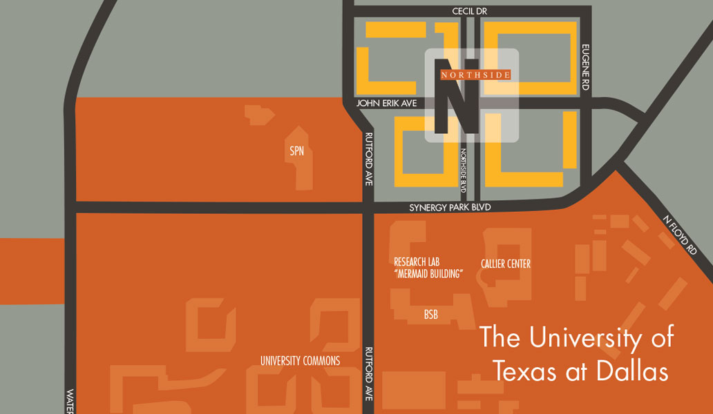 University of Texas at Dallas Apartments | Northside Apartments on richland college dallas texas campus map, ut dallas soccer field map, ut dallas community map, utd map, ut knox campus map, ut dallas computer science, ut health science campus map, ut southwestern dallas map, university of dallas map, ut tyler campus map, ut hospital knoxville tn map, ut dallas academics, ut martin campus map, ut dallas housing, unt dallas campus map, ut pan am campus map, ut building map, ut dallas commencement, ut dallas activity center, ut dallas library,