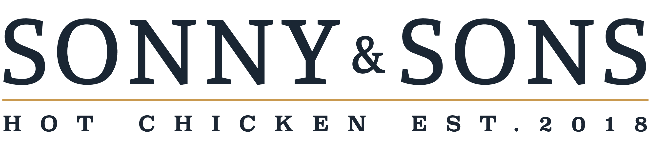 sonny and sons logo