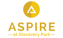 aspire at discovery park logo