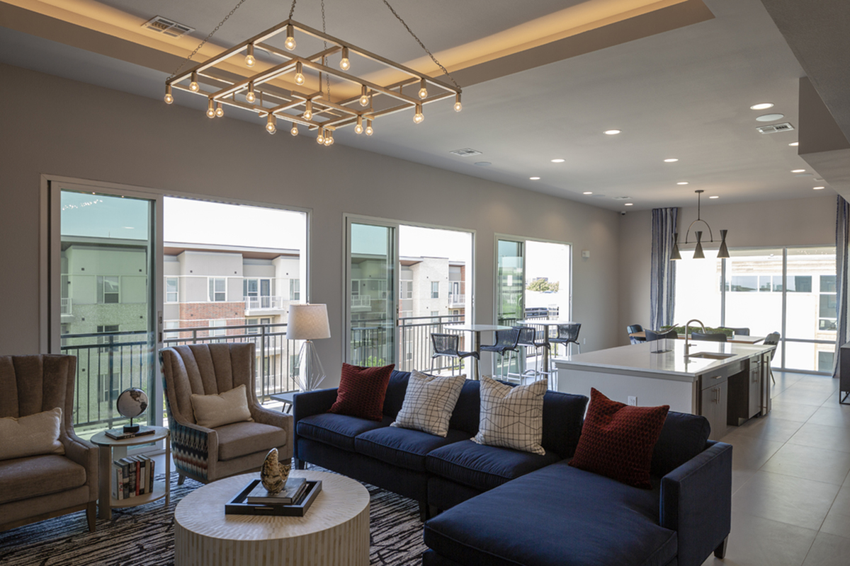 Sky lounge | Apartments in Richardson | Northside