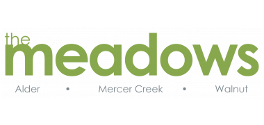The Meadows Apartments logo