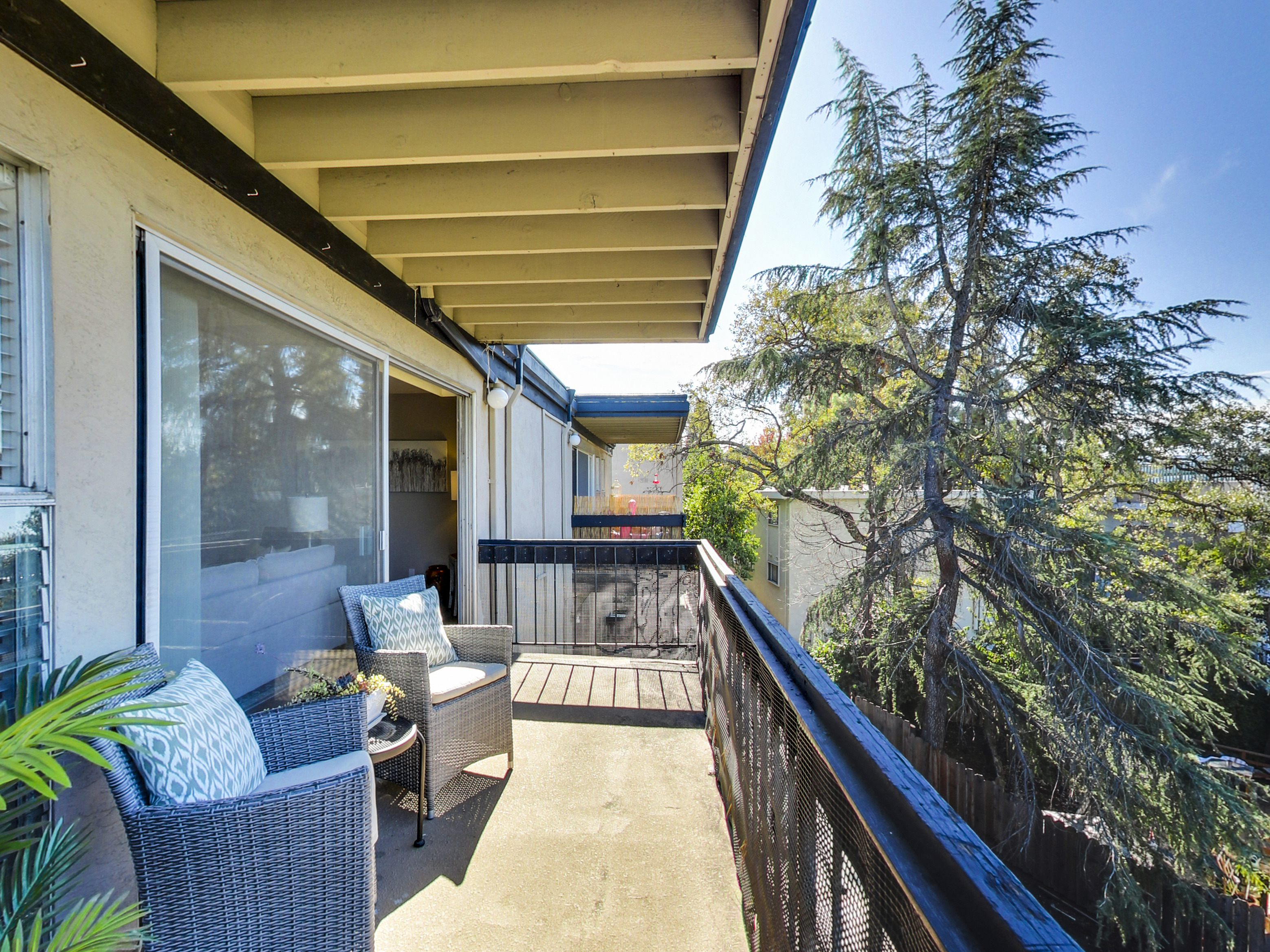 Image of Private Balcony for Vista Terrace