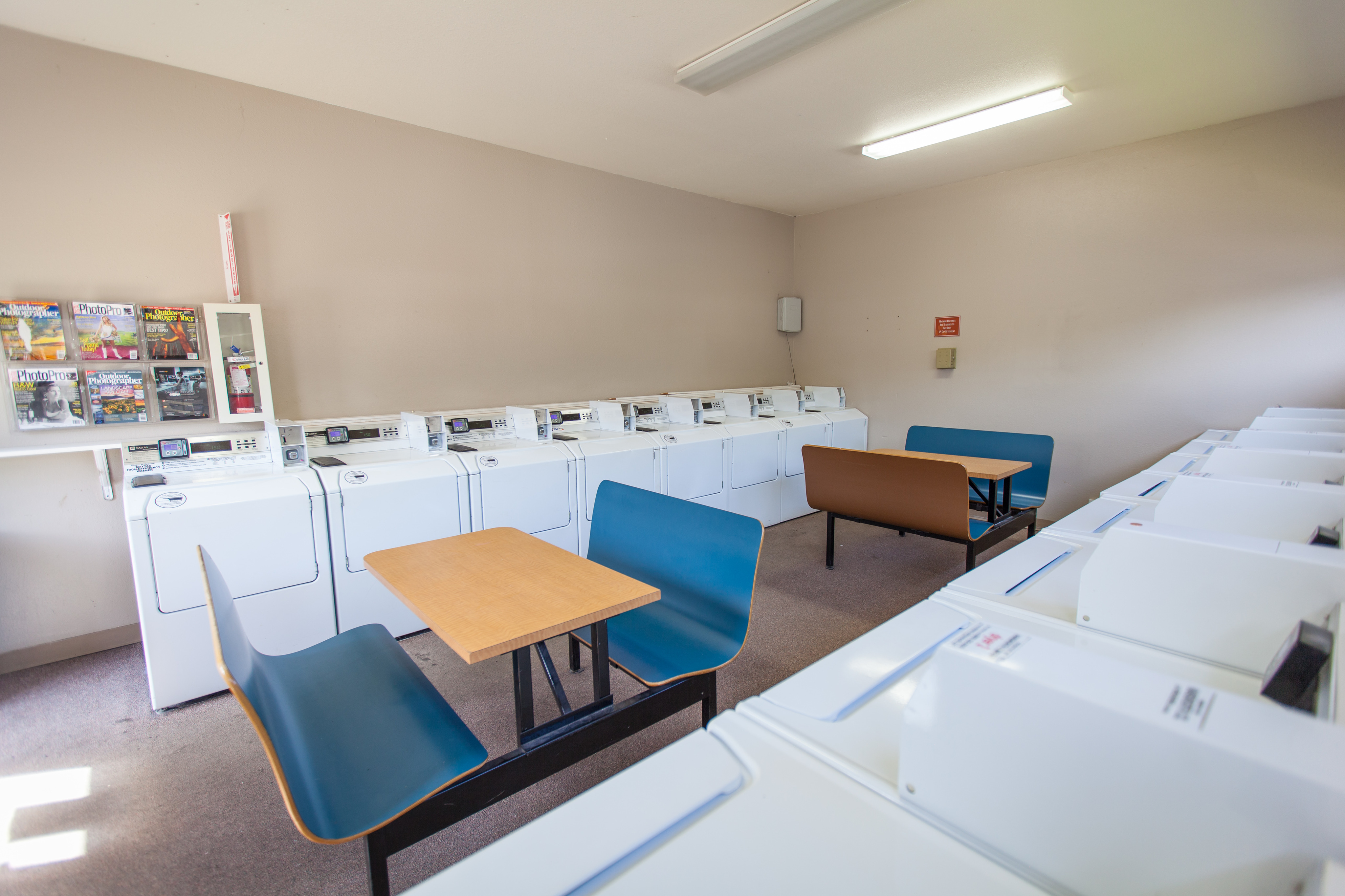 Image of Laundry Facilities for University Park & Place