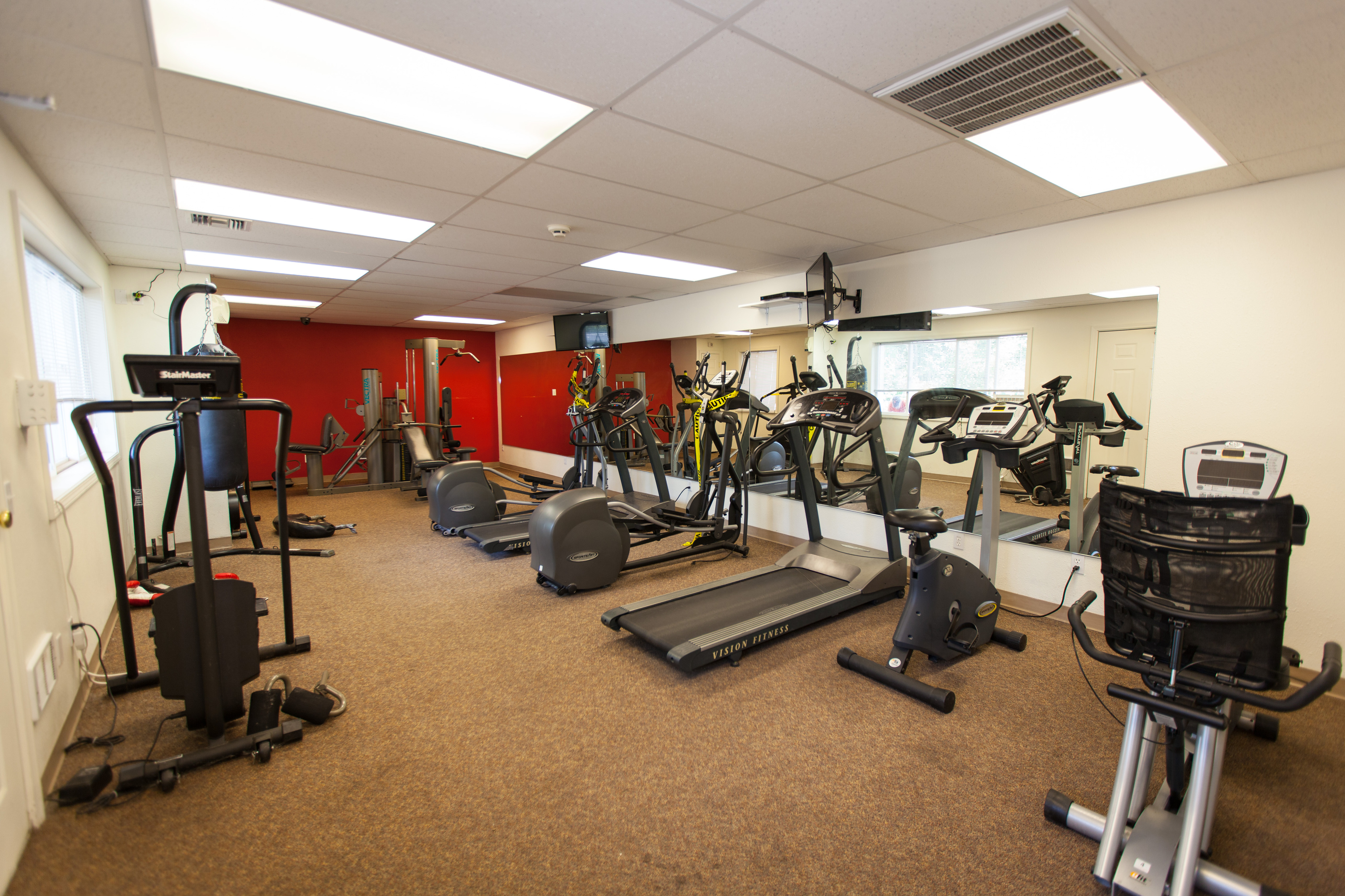 Image of Fitness Center for University Park & Place