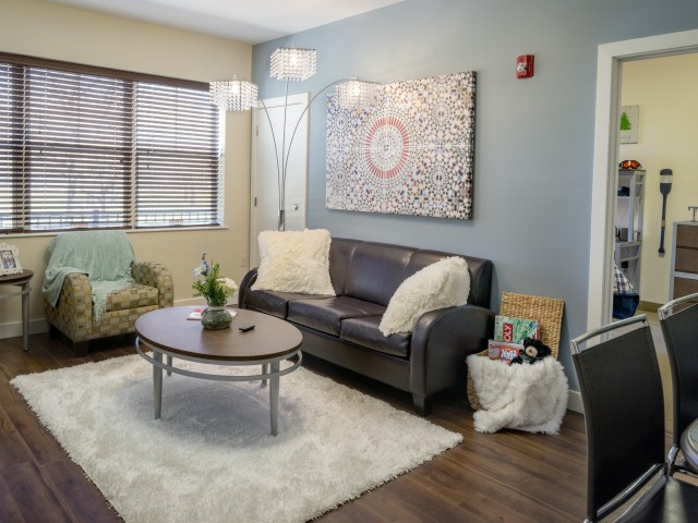 Twin River Living Room