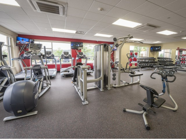 State-of-the-Art Fitness Center | Hillside Commons