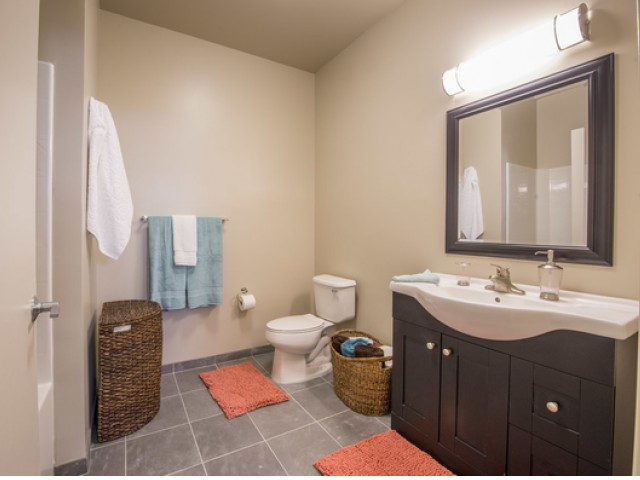 Image of Large Bathrooms for Hillside Commons
