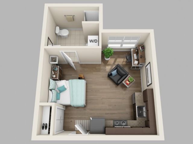 Floor Plan 2 | Twin River