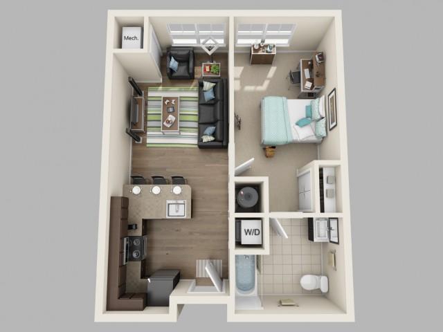 Floor Plan 3 | Twin River