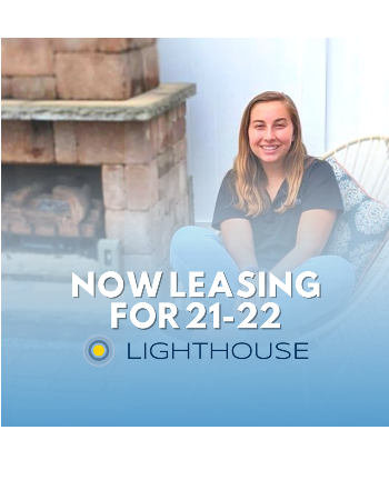 Now Leasing for 21-22. Still in need of housing today, contact us today about our current specials and short term lease options.