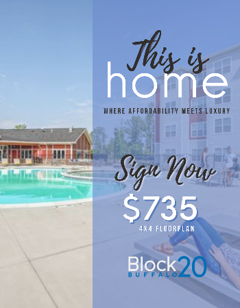This is Home! Sign for rates as low as $735. Apply for FREE by clicking here.