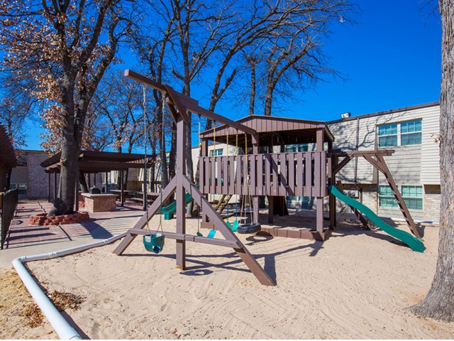 Image of Playground for Council Crossing Apartments