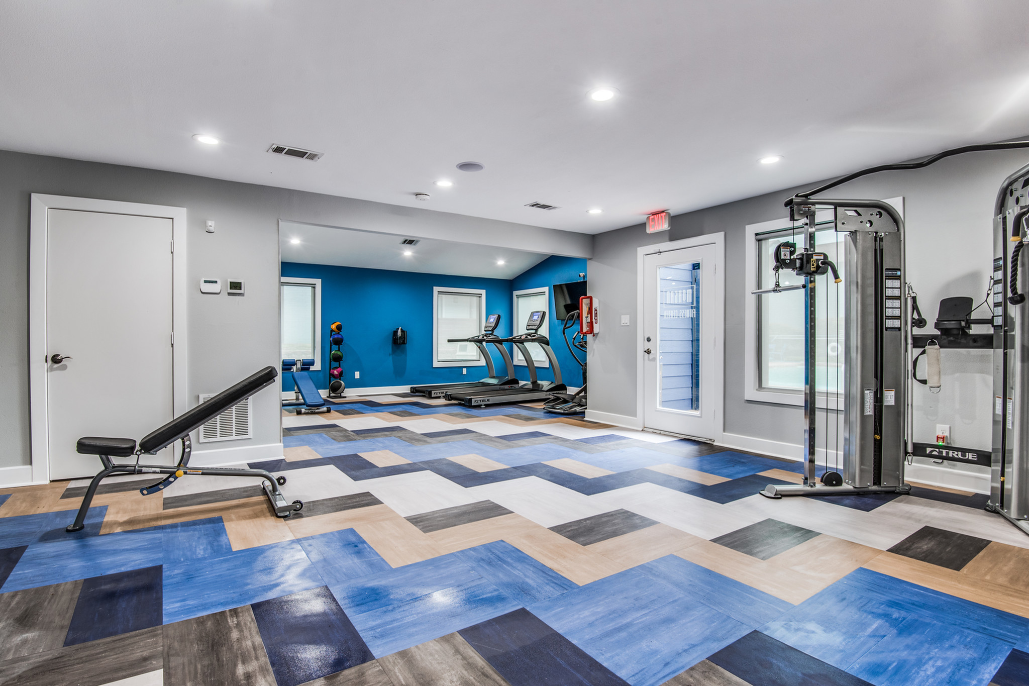 Image of Fitness Center for The Morgan
