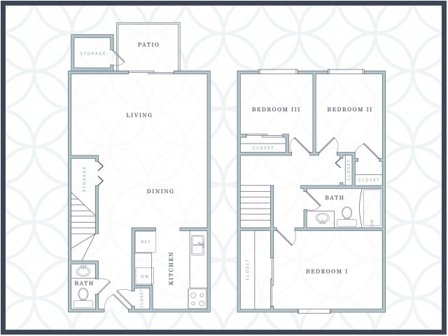 C1 | 3 Bedrooms | 1.5 Bath