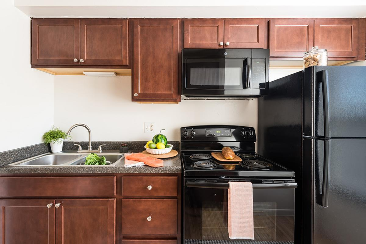Image of Granite-Style Countertops for Maple Oaks Apartments