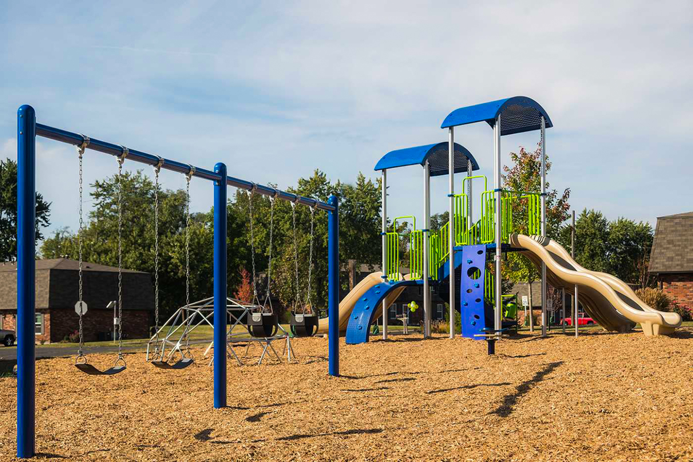 Image of Playground for Maple Oaks Apartments