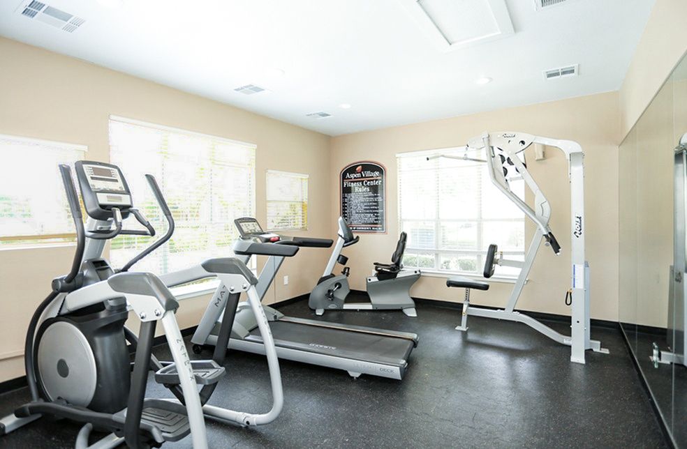 Image of Fitness Center for Aspen Village