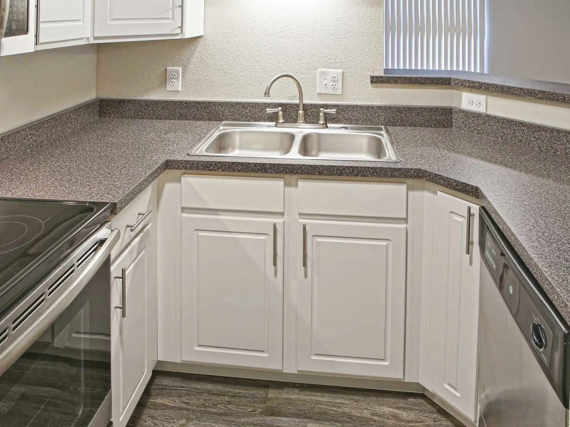 Image of Granite-Style Countertops for The Commons