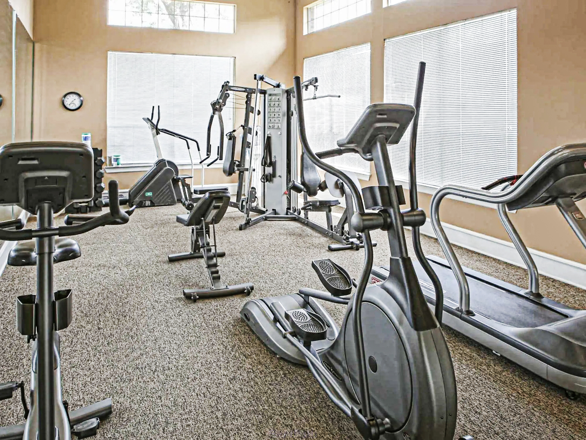 Image of Fitness Center for The Commons