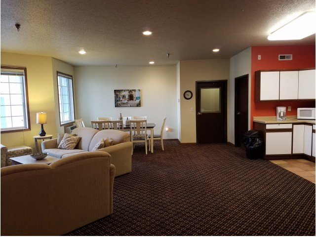 Image of Community Room for Amber Crossing Apartments