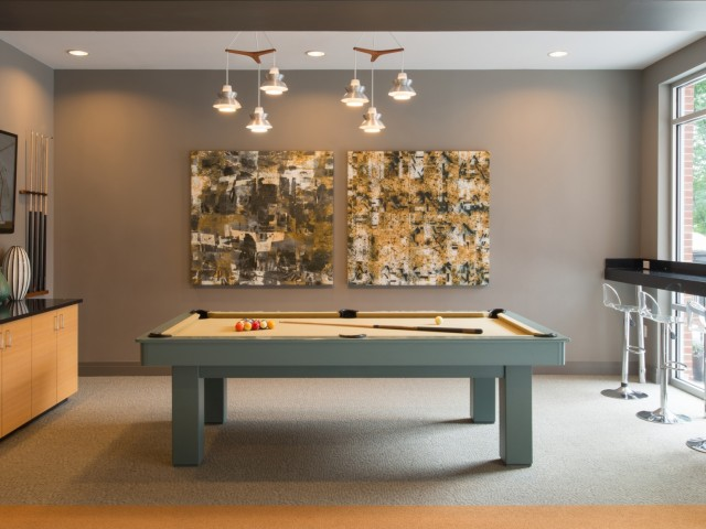 Image of Pool Table for Spectrum Paramount