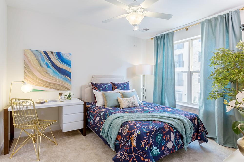 Elegant Bedroom   Gaithersburg MD Apartment For Rent   Spectrum Apartments