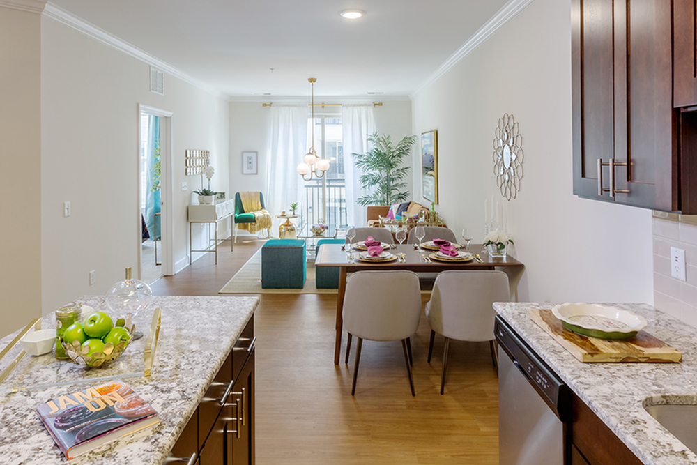State-of-the-Art Kitchen   Gaithersburg MD Apartment Homes   Spectrum Apartments