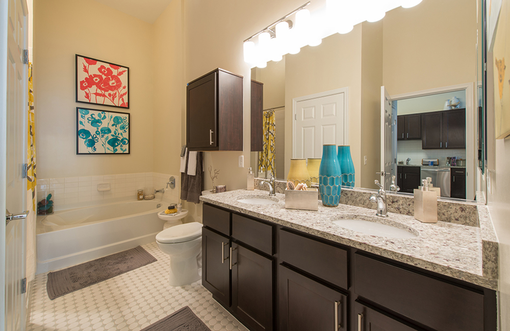 Elegant Bathroom   Apartments in Gaithersburg, MD   Spectrum Apartments