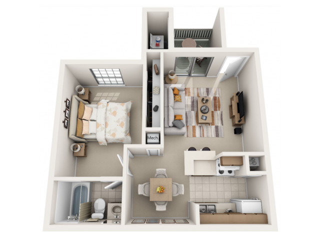 Brookmore Hollow Apartments