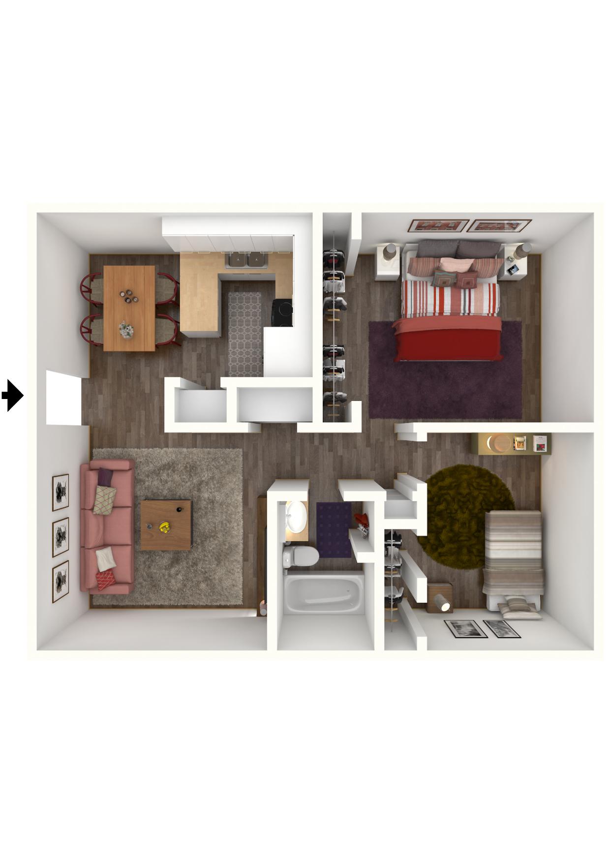 CityBase Vista Apartments