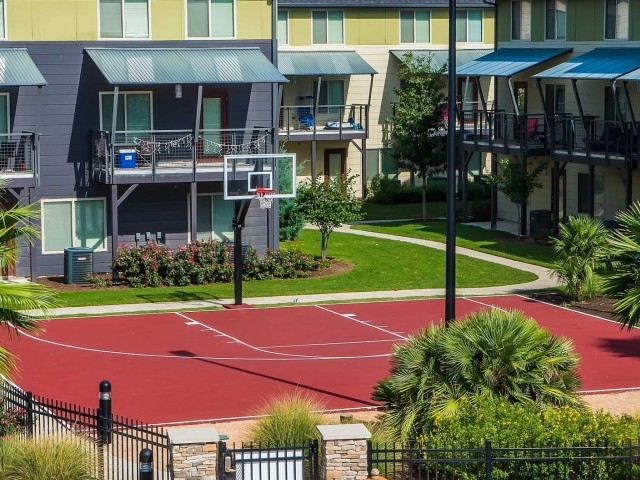 Image of Outdoor Basketball Court for 5240 The Thompson
