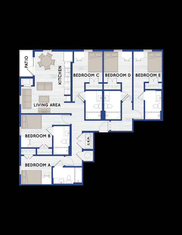 F1 Floorplan