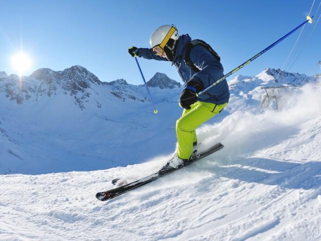 Close to World-Class Skiing