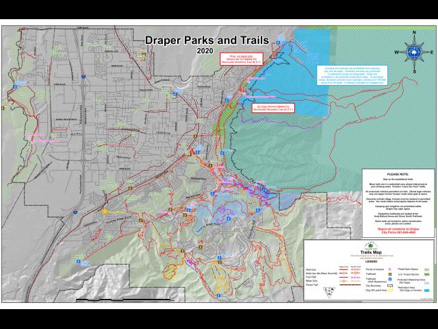 Draper Parks & Trails 2020