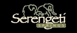 Logo for Serengeti Springs | Apartments In West Jordan Utah | Serengeti Springs