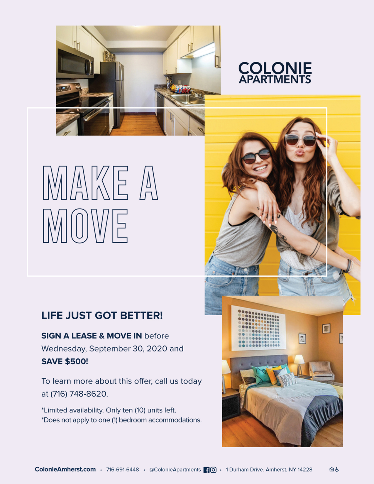Make Your Move! Save $500 When You Lease Right Now-image