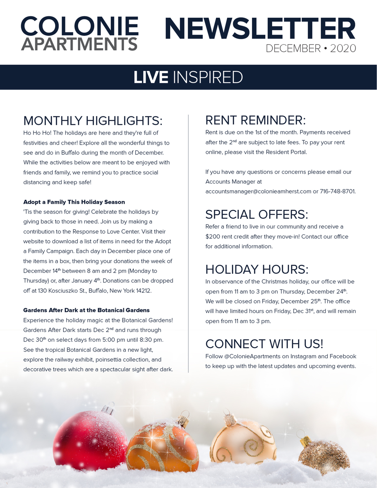 Monthly Updates & Upcoming Events (December)-image