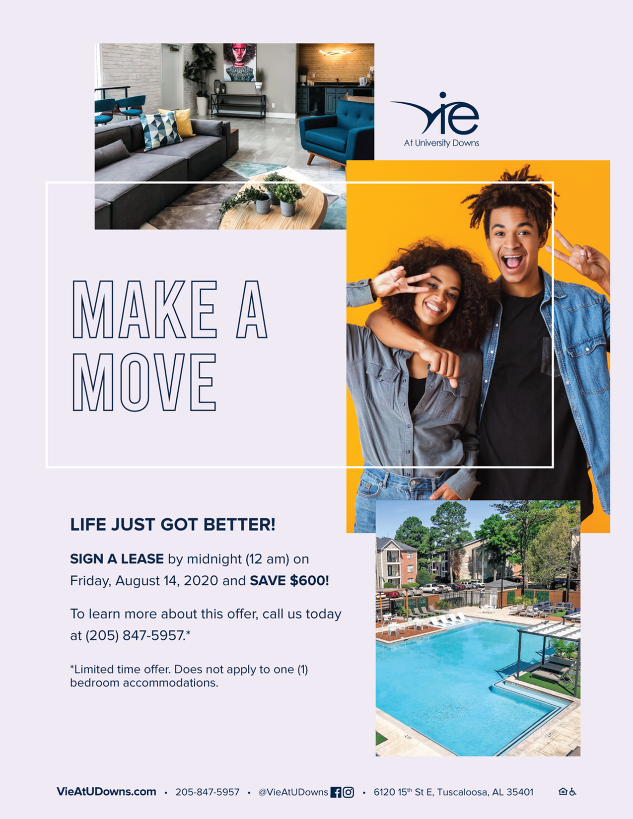 EXTENDED! Make Your Move! Save $600 When You Lease Right Now-image