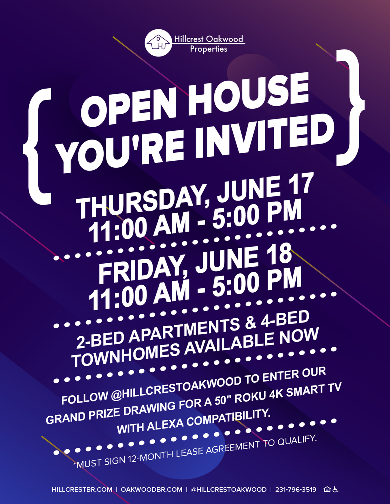 OPEN HOUSE   JUNE 17 - 18-image