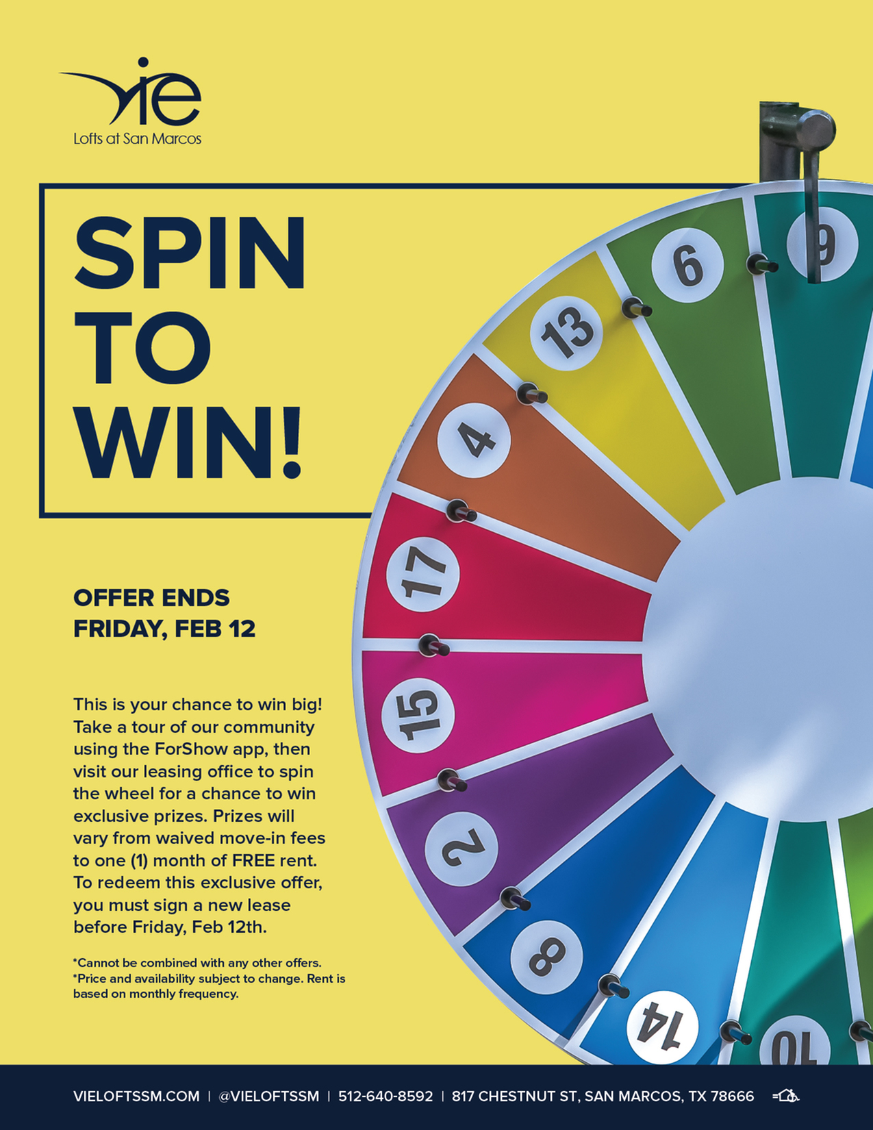 WIN BIG! Hurry, Offer Ends February 12-image