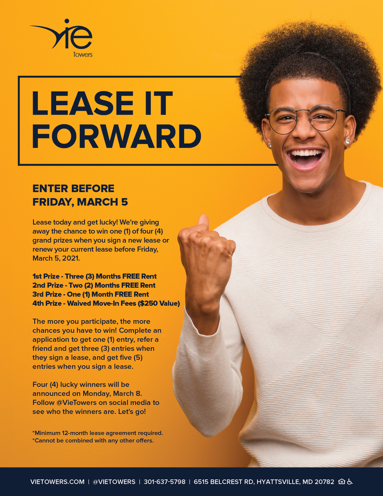 Sign Today, Win FREE Rent! Deal Ends March 5-image