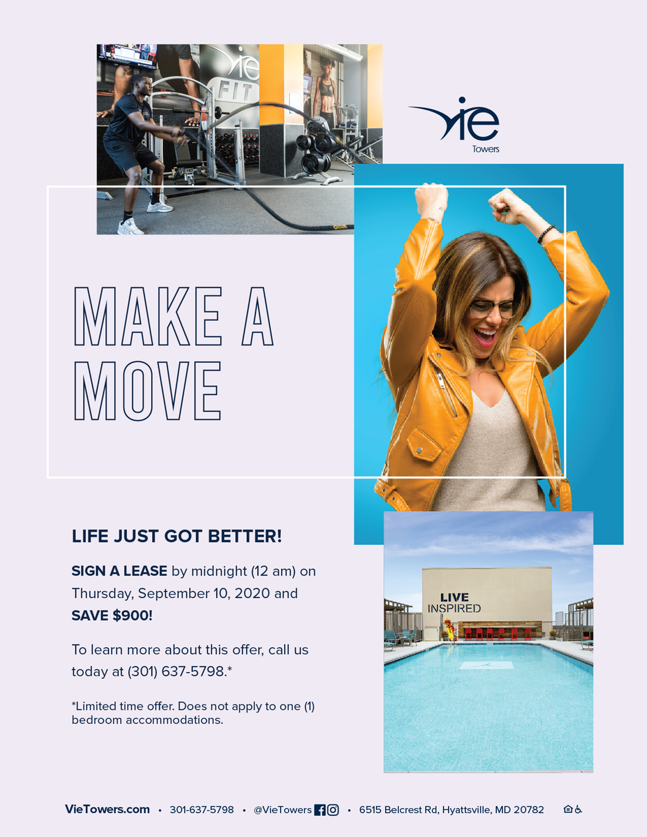 EXTENDED! Make Your Move! Save $900 When You Lease Right Now-image